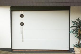 Sectional garage doors (11)