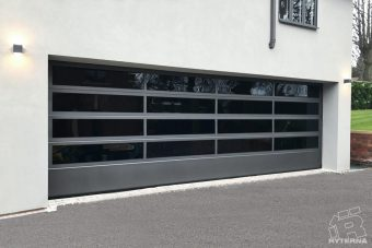 Sectional garage doors (9)